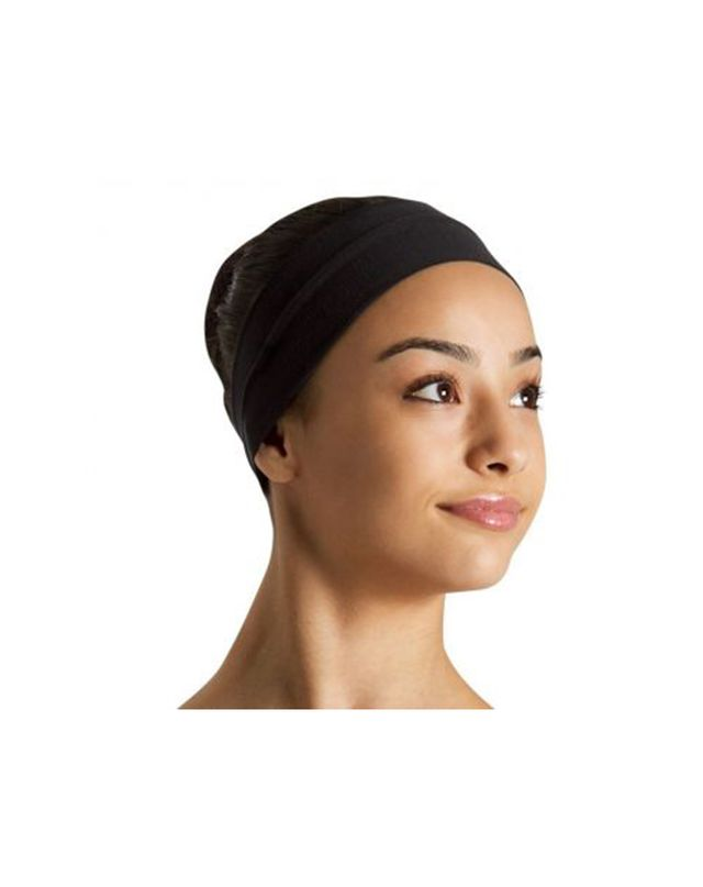 Bloch Basic Wide Cotton Headband