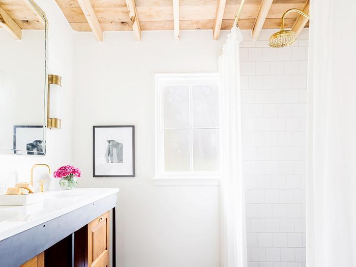 11 Stylish Shower Storage Ideas | MyDomaine