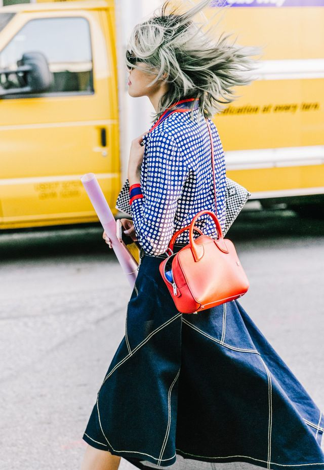 Bright Bag for Summer Street Style