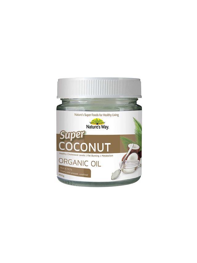 Nature's Way Super Foods Coconut Oil