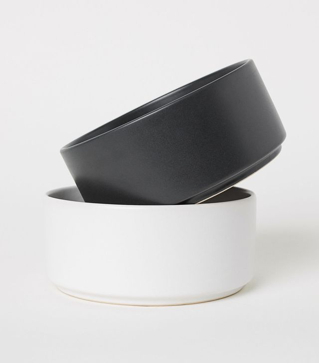 H&M Stoneware Bowl