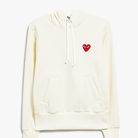 Play Sweatshirt in Ivory