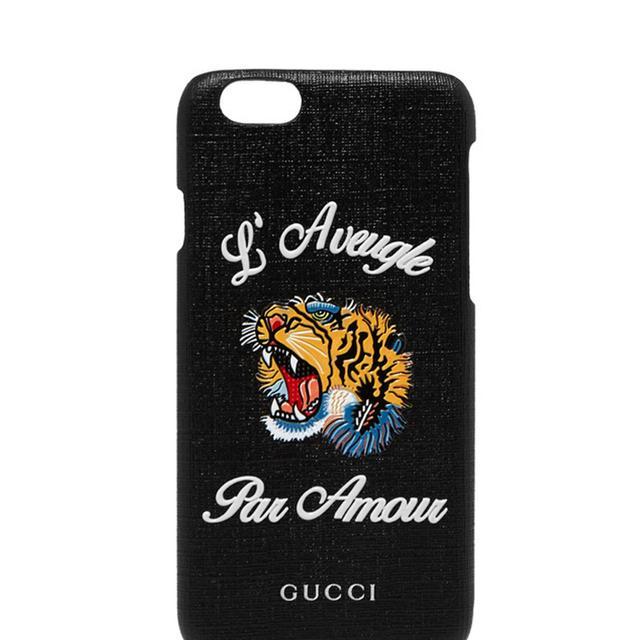 Tiger L'aveugle Coated-canvas Iphone 6 Case