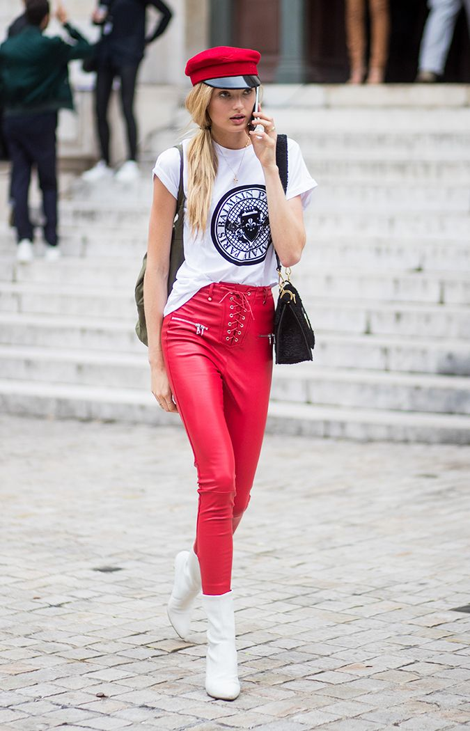f4ccadb628f 10 Graphic Tee Outfits To Try This Fall Who What Wear