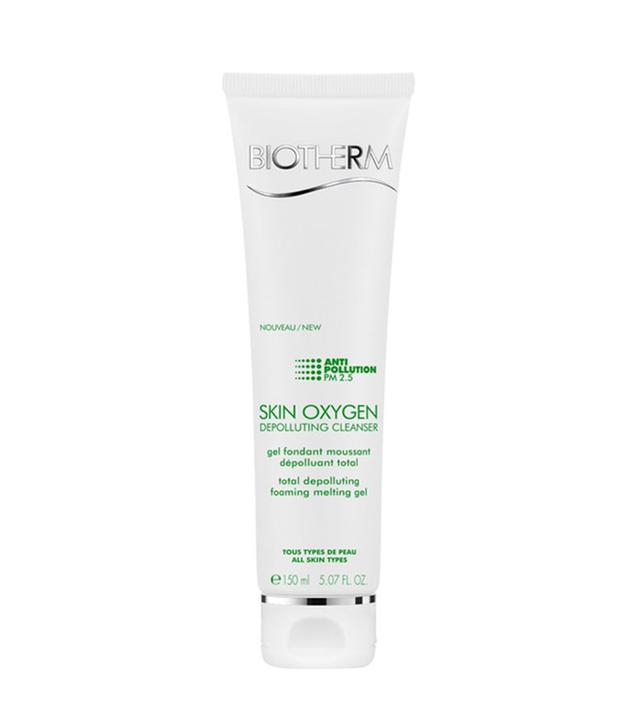 Biotherm Skin Oxygen Anti-Pollutant Cleanser