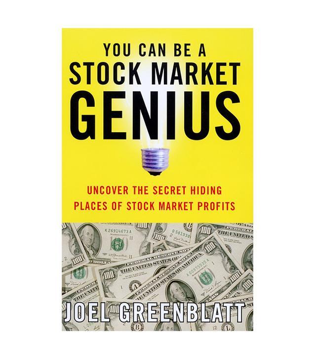 Joel Greenblatt You Can Be a Stock Market Genius