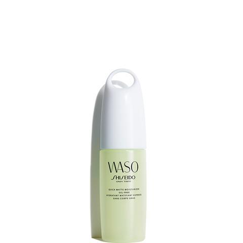 WASO Quick Matte Moisturiser Oil-Free