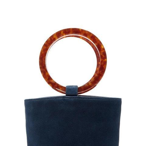 Bonsai 20CM Nubuck Bucket Bag