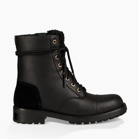 Kilmer Exposed Fur Boots