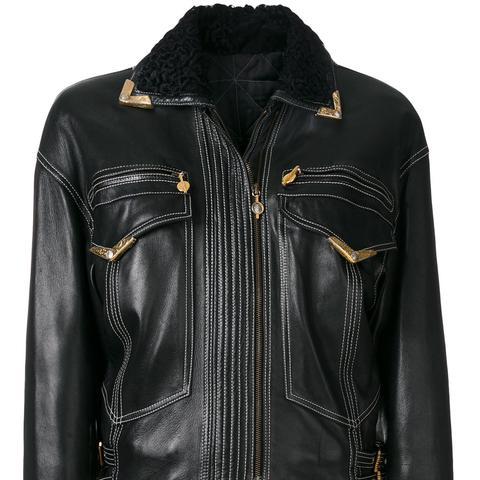 Gianni Versace Bondage Jacket