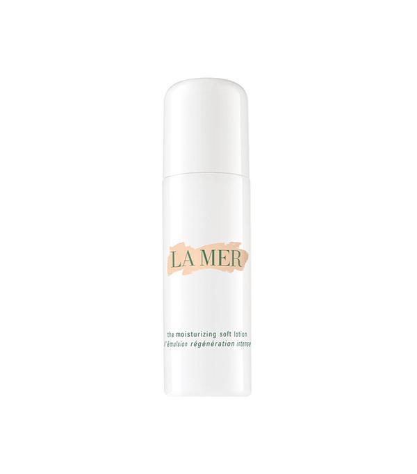 La Mer The Moisturizing Soft Lotion - best fall moisturizers