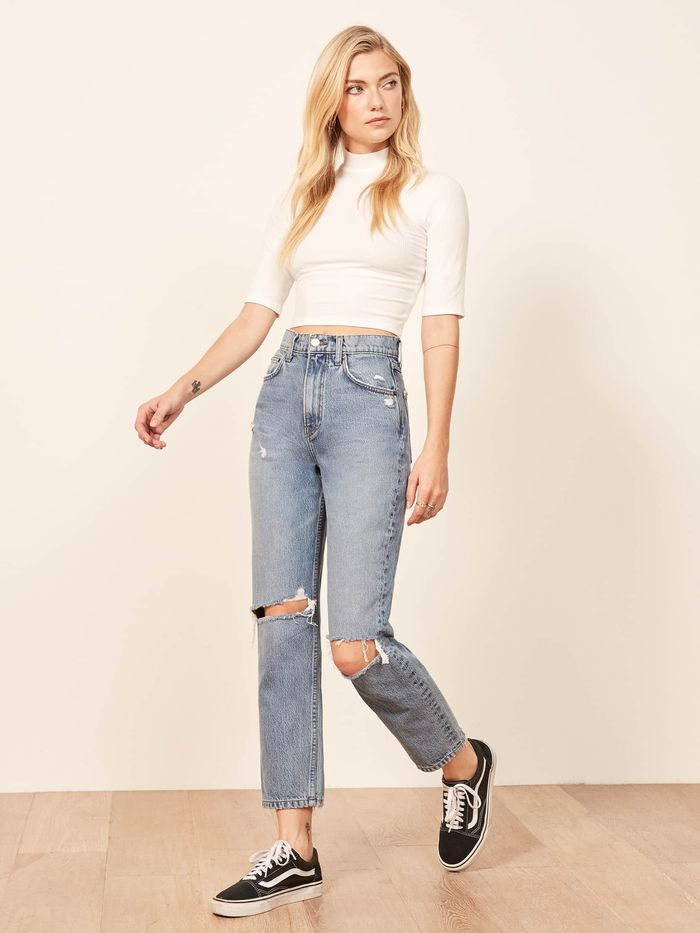 The Best Vintage Jean Brands According To Fashion Girls