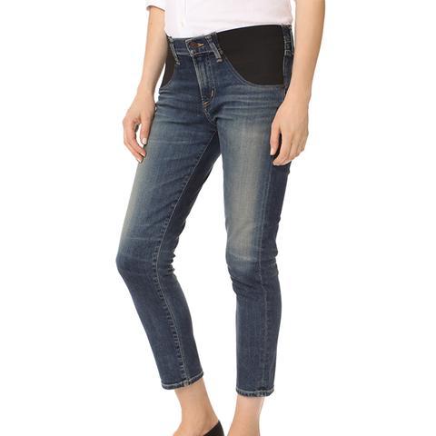 The Principle Maternity Girlfriend Jeans