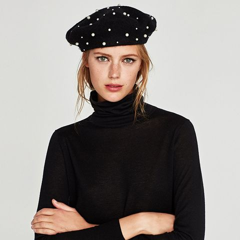 Pearly Beret