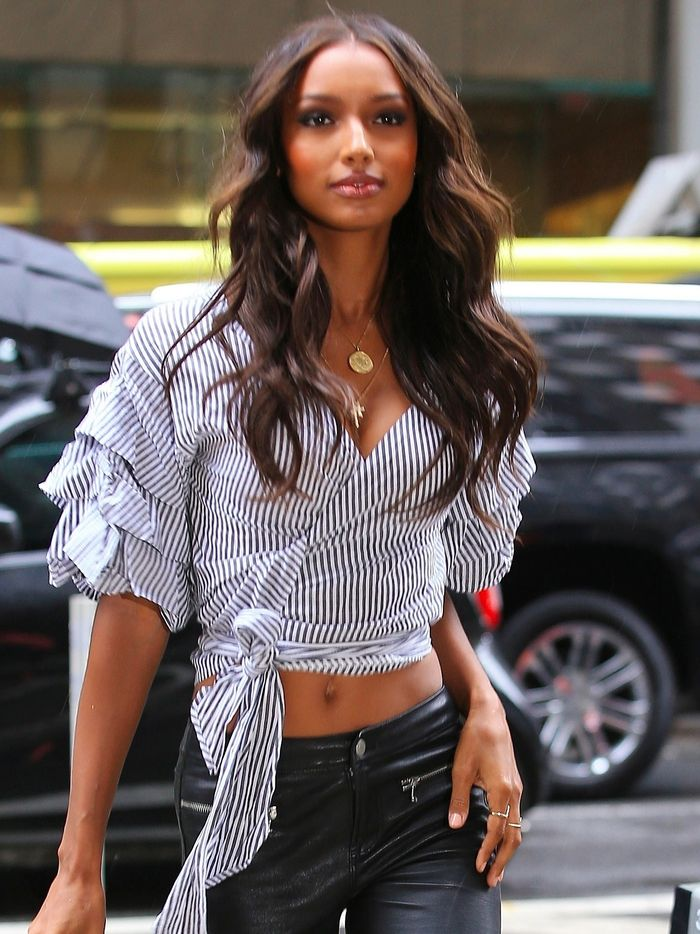 e36ff977c3 jasmine tookes Jasmine Tookes Tells Us Some of Her Biggest Fashion Firsts