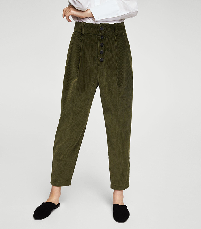 How To Style These Trendy Retro Pants Who What Wear