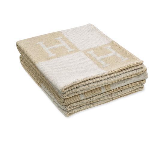 Hermès Avalon Throw Blanket