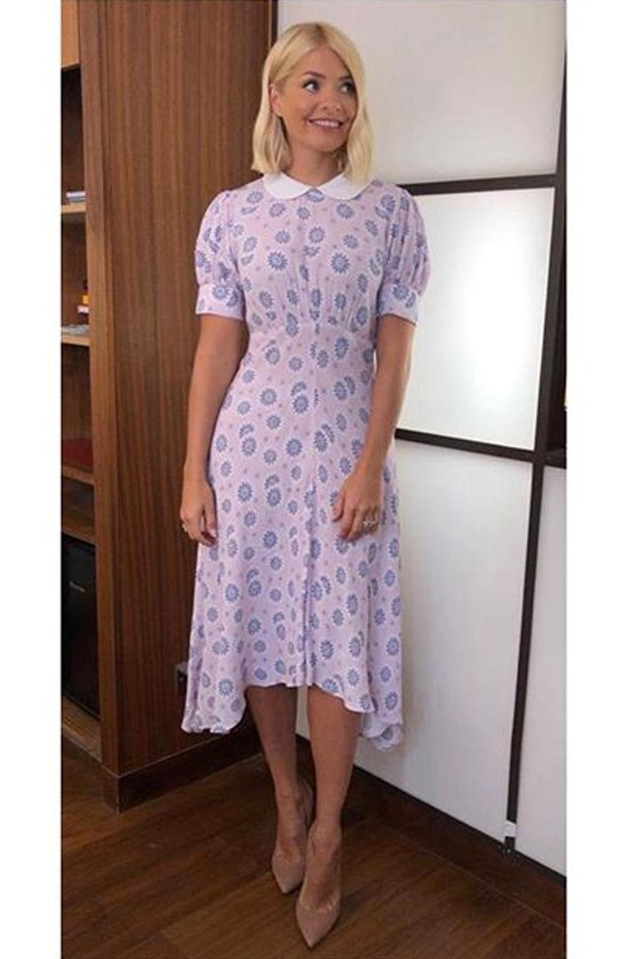 8472d7f9e100 Holly Willoughby's This Morning Style: Buy Her Clothes   Who What Wear UK