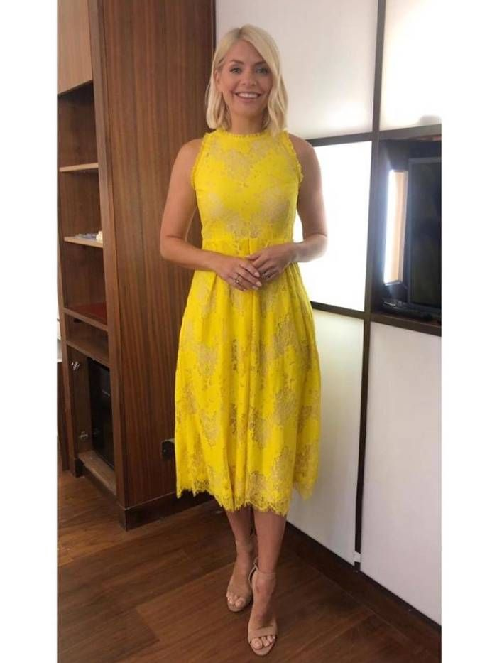 03ec8edaced8 Holly Willoughby's This Morning Style: Buy Her Clothes | Who What ...