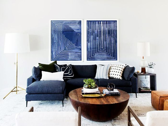 5 Small Sectional Sofas To Fit The Smallest Of Spaces Mydomaine