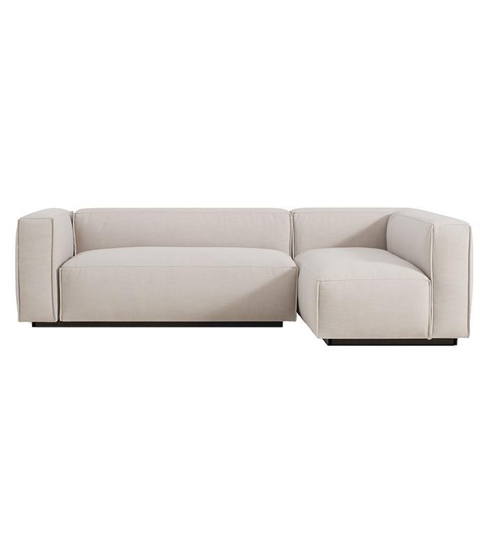 Pinterest Blu Dot Cleon Small Modern Sectional Sofa