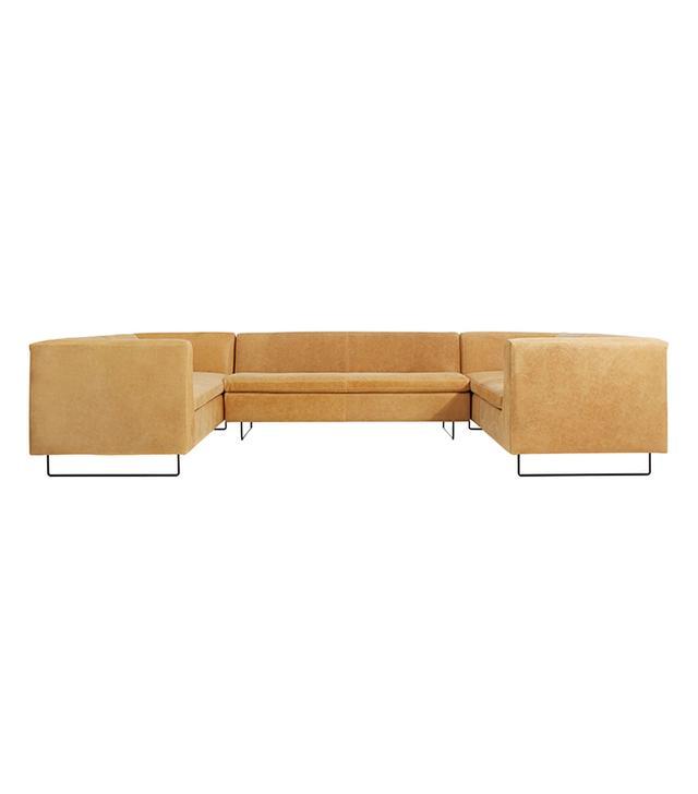 Blu Dot Bonnie & Clyde U-Shaped Sectional Sofa