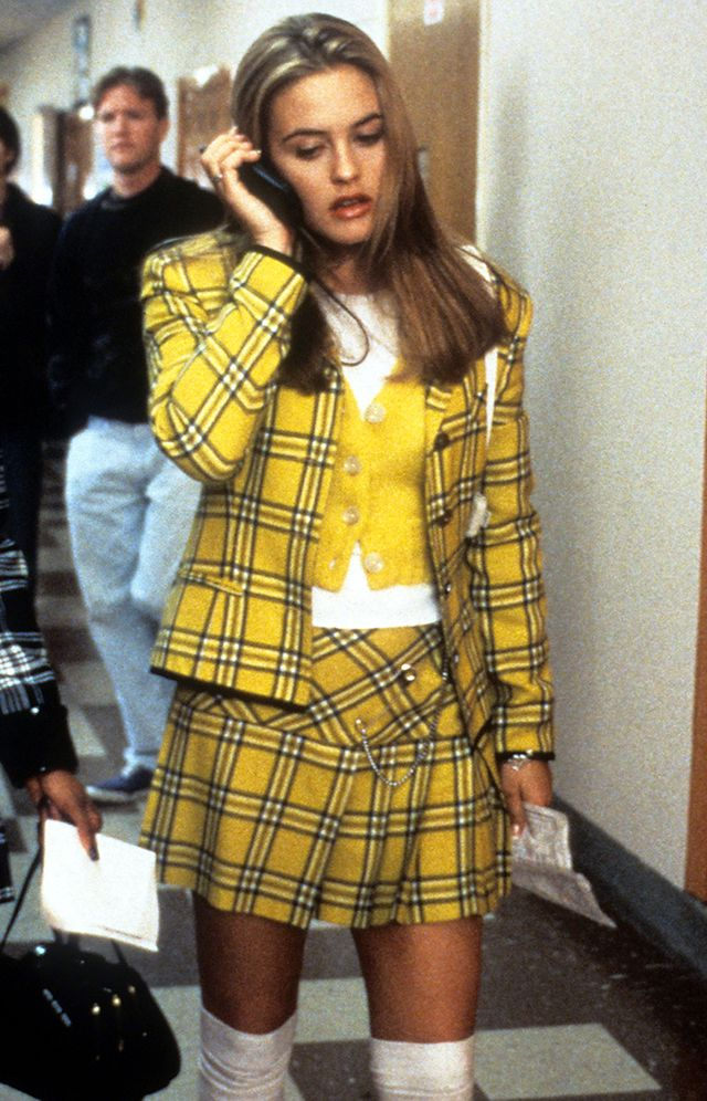 Clueless Cher outfit