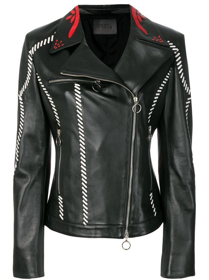 aa64180a517 Shop the Best Embroidered Leather Jackets