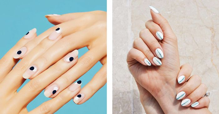 10 Simple Nail Designs You Can Do On Your Own Byrdie