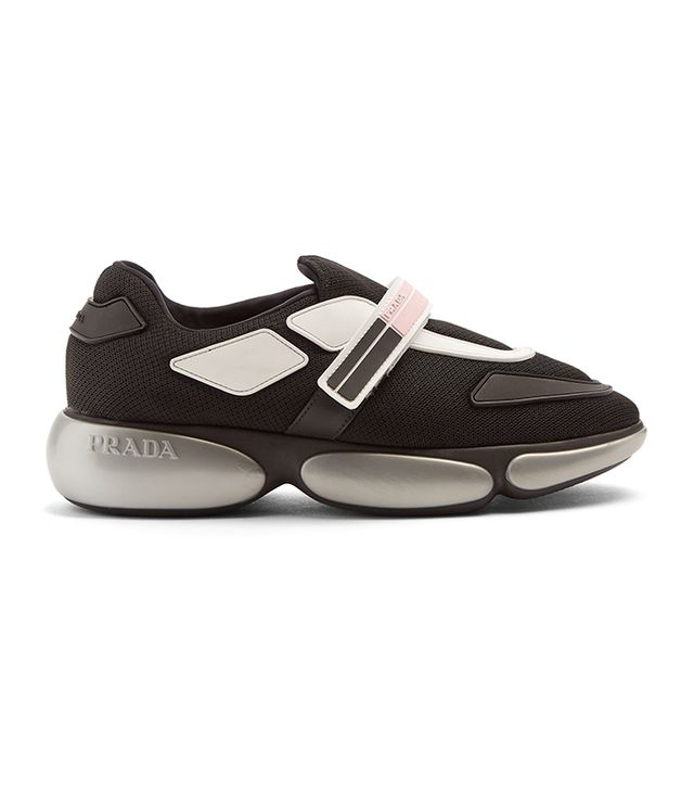 Cloudbust low-top mesh trainers