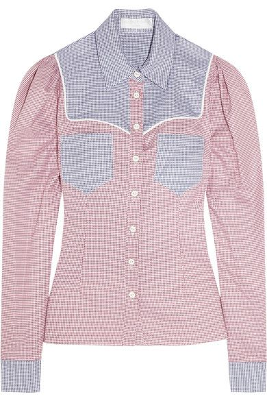 Clementine Cotton Shirt