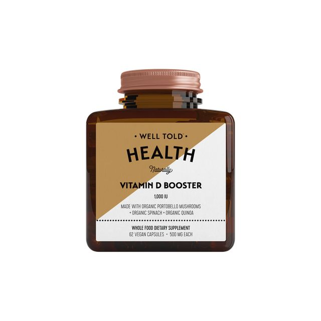 Nature Made D3 2000 I.U. - best vitamin for skin
