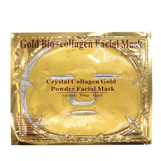 Pro Natural Inc. Luxurious 24k Gold Bio-Collagen Mask
