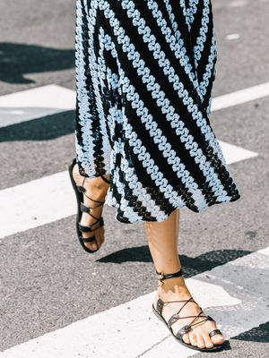 The 7 Sandal Styles Redefining Our Look This Spring