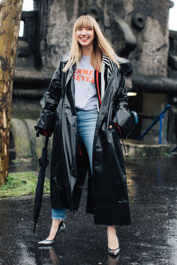 wonderful cute rainy day outfits 19