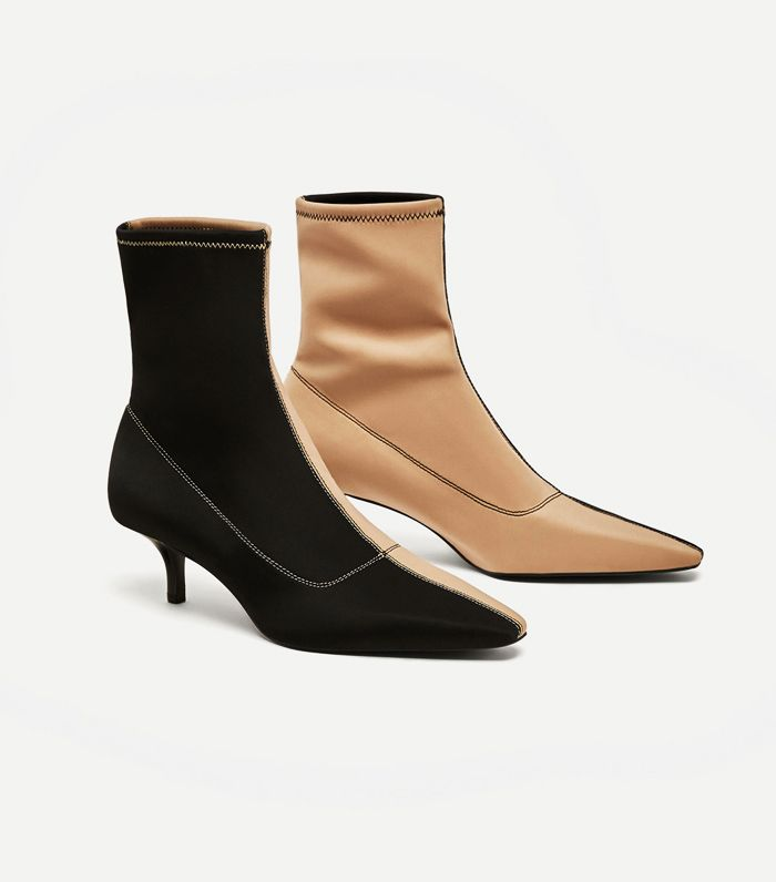 Zara S Trf Shoes Collection Is Incredible Who What Wear Uk