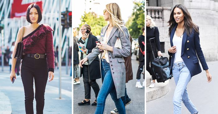 How To Wear Skinny Jeans 8 Dos And Don Ts Who What Wear