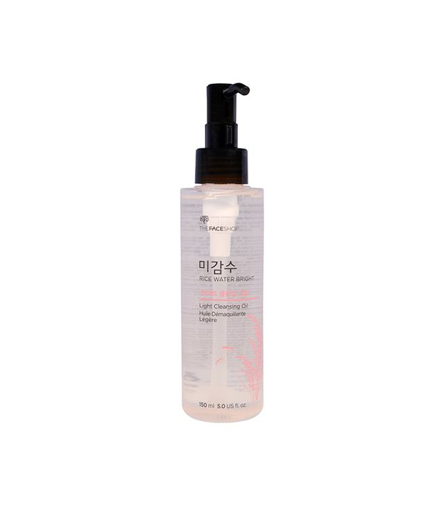 The Face Shop Natural Rice Water Light Cleansing Oil