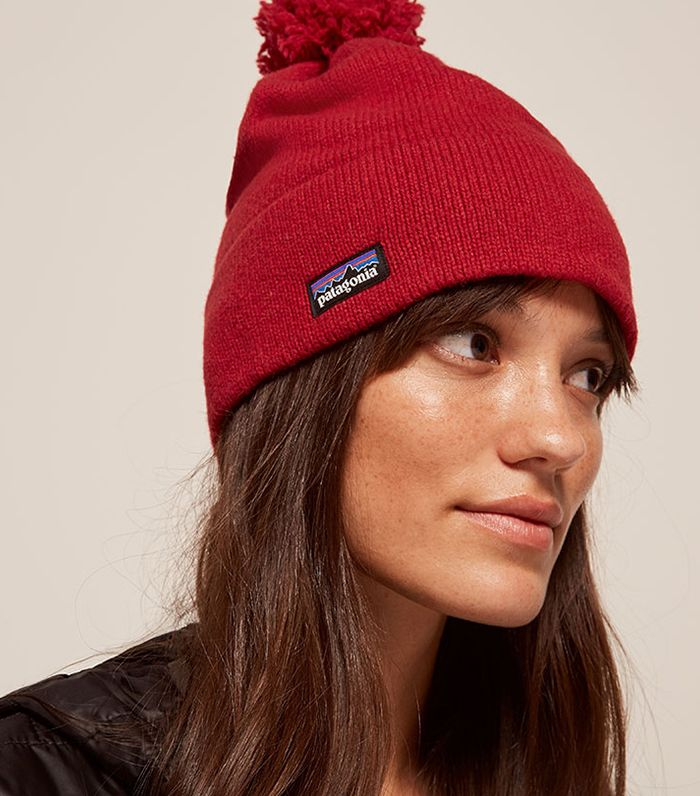 91d799ca How to Wear a Beanie This Winter | Who What Wear