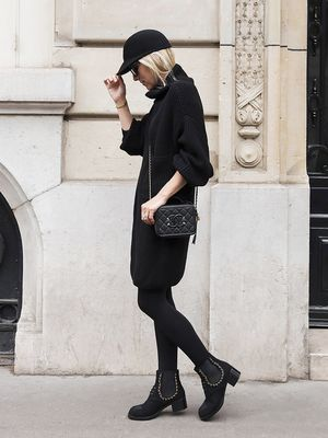 This Simple Outfit Is My Staple in Paris