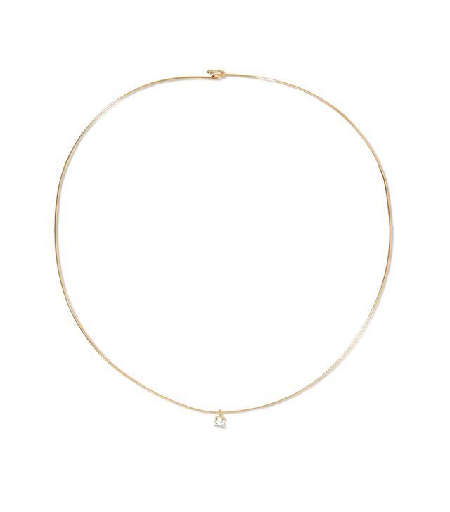Lana Jewelry 14k Gold Diamond Choker