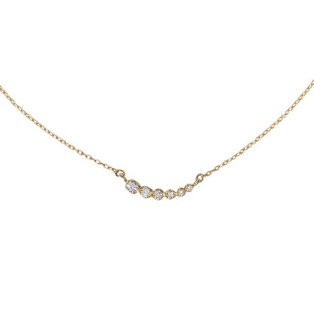 Catbird Diamond Shooting Star Necklace