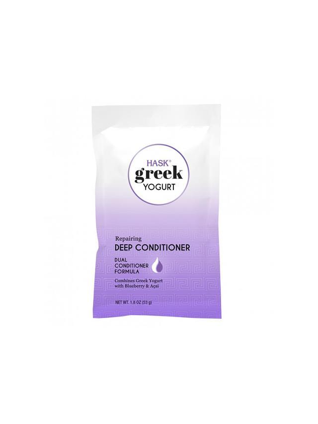Hask Greek Yogurt Blueberry & Acai Repairing Deep Conditioner