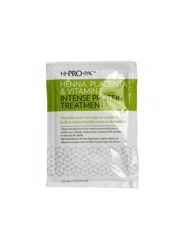 Hi Pro Pac Henna, Placenta and Vitamin E Intense Protein Treatment