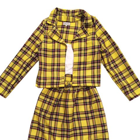 Cher's Clueless Outfit