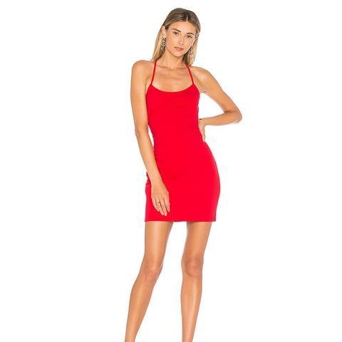 Solene Backless Mini Dress