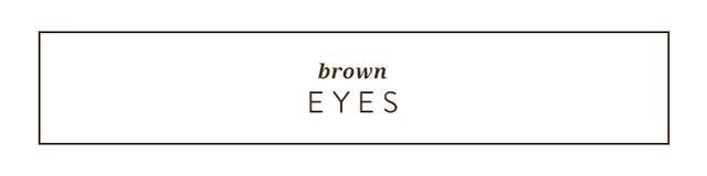 <p><strong>Your best colors:</strong></p> <ul> <li>Khaki greens</li> <li>Soft pinks</li> <li>Rich blue hues</li> <li>Gold</li> </ul> <p>Brown eyes are sometimes the trickiest to make pop...