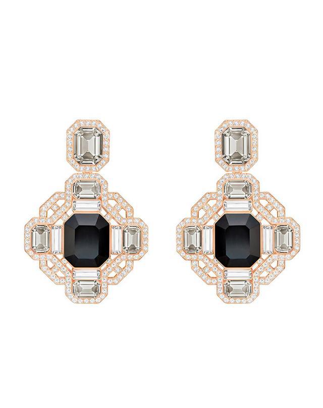 Swarovski House Pierced Earrings