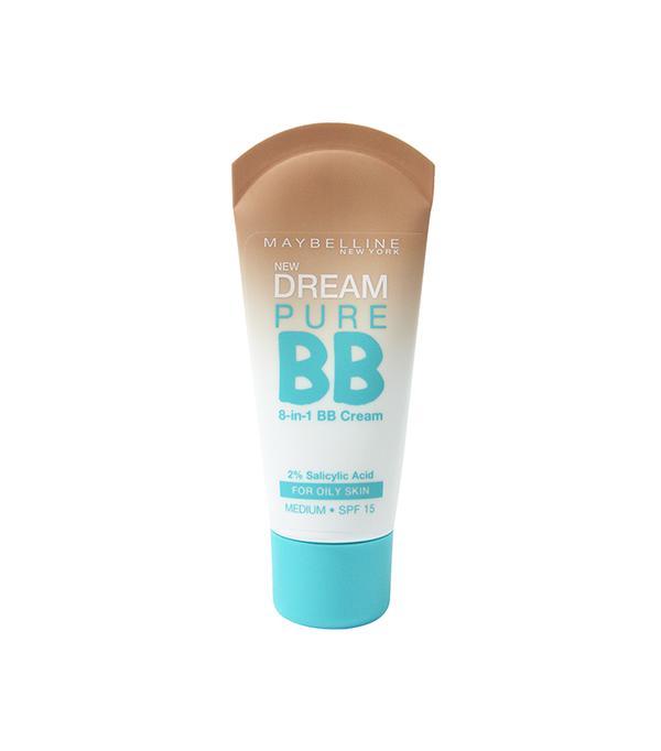 Maybelline Dream Pure BB Cream - cc cream vs bb cream