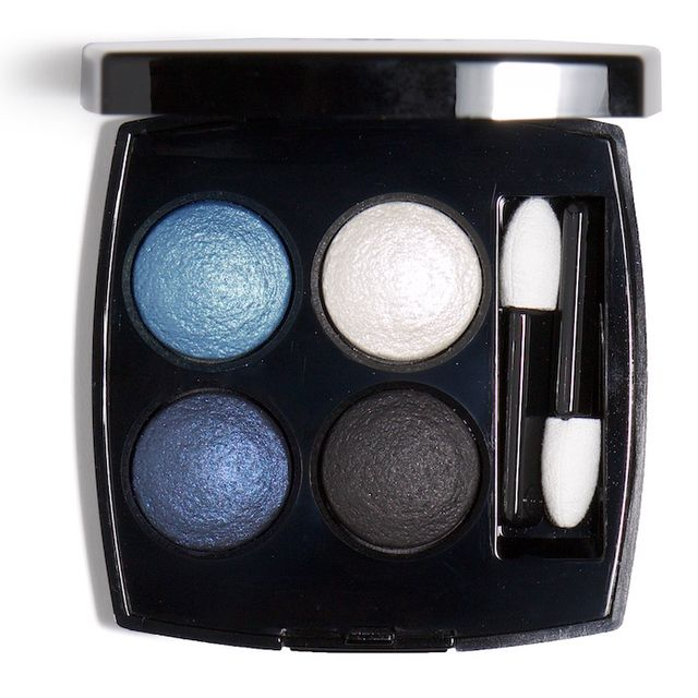 Chanel Les 4 Ombres Eyeshadow Quad in Tisse Jazz 244
